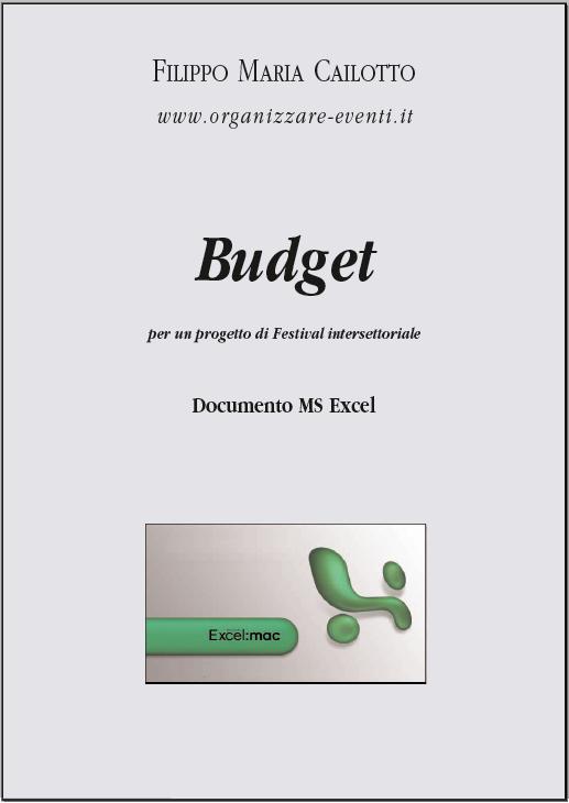 Come realizzare il budget di un evento
