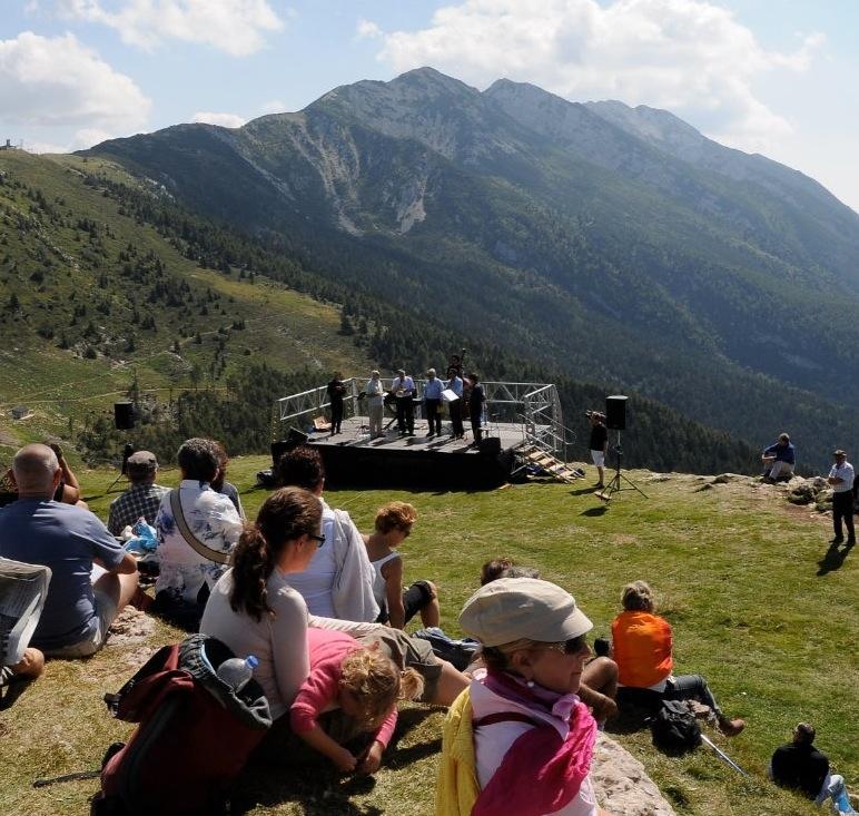 Concerto sul Monte Baldo