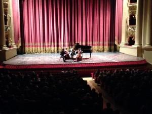 Delta Piano Trio al Teatro Filarmonico di Verona